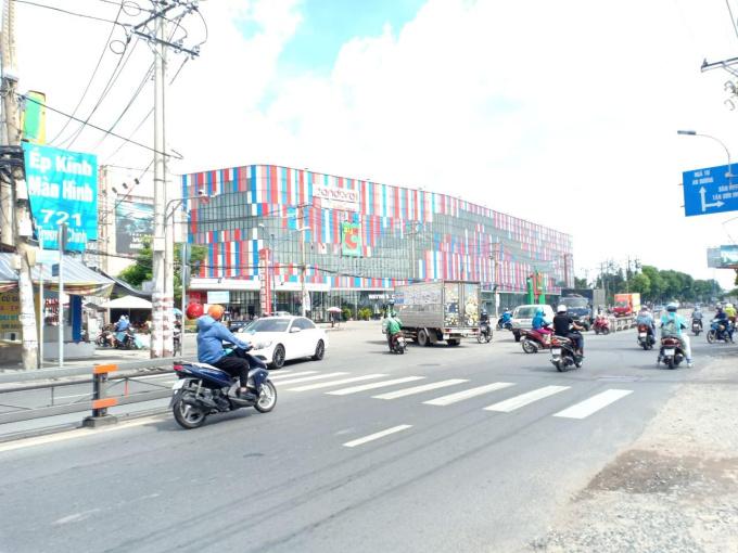 Trung tâm Tân Bình, đầy đủ công năng - văn phòng c. Ty - KD đa ngành, chỉ 8.9 tỷ ảnh 0