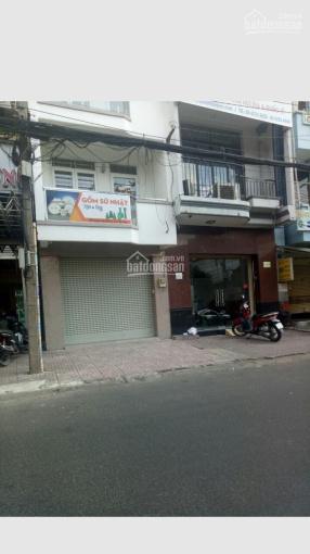Cho thuê nhà mặt tiền nguyên căn số 43 Nguyễn Thái Bình, phường 4, quận Tân Bình ảnh 0