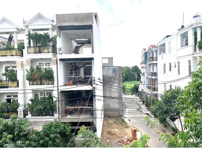 Nhà bán Hiệp Bình Chánh, đường 12m KDC Hưng Phú, gần ngã tư Bình Triệu, Giga Mall Phạm Văn Đồng ảnh 0