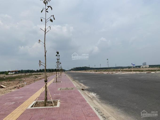 Bán gấp lô đất ở khu công nghiệp Nhơn Trạch, giá 1,3 tỷ/100m2 thổ cư, LH: 0919177696 ảnh 0