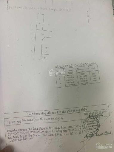 Cần bán lô đất 195m2 full thổ cư không lộ giới gần Ao Đôi, 18B, Mã Lò giá chỉ 8,2 tỷ ảnh 0