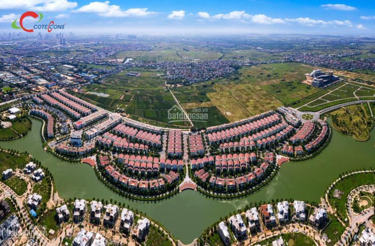 Bán căn LK Vinhomes Thăng Long, căn đầu hồi, 3 mặt thoáng, hoàn thiện đẹp, full đồ. 92.4m2, 4PN 5WC ảnh 0