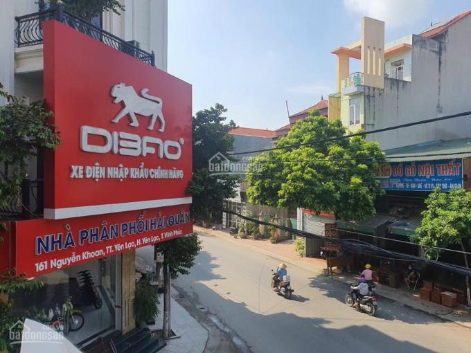 Ra hàng nhà phố Minh Tân Yên Lạc Vĩnh Yên ảnh 0