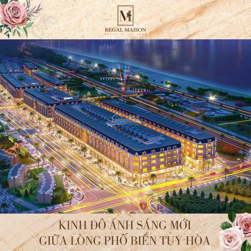 Regal Maison - Shophouse 5 tầng đường Hùng Vương bậc nhất thành phố Tuy Hoà cách biển 3 phút đi bộ ảnh 0