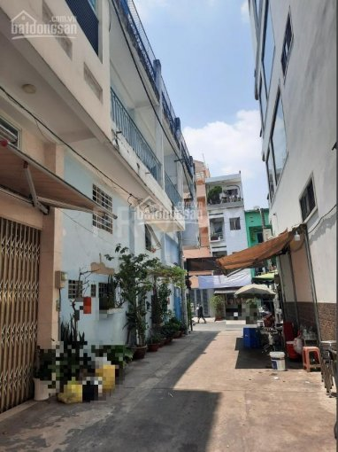 Bán nhà hẻm 4m đường Hòa Hảo, 1 trệt 2 lầu đúc BTCT, 7PN 7WC, diện tích 4x14.7m, giá 8 tỷ ảnh 0