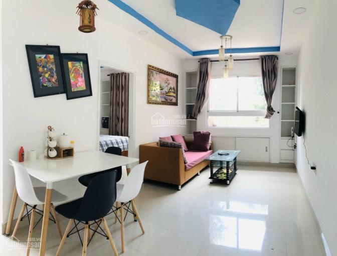 Cho thuê căn hộ Thái An 4, 50m2, căn góc 1PN 1WC, giá 4.8tr/th. Tầng 8, chính chủ ảnh 0