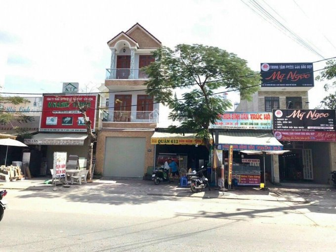 Nhà mặt tiền đường Hoàng Hữu Nam giá cực rẻ chỉ 12,7 tỷ 1tr 1l ngang 4m DTSD 168m2 đất CN 92m2 ảnh 0