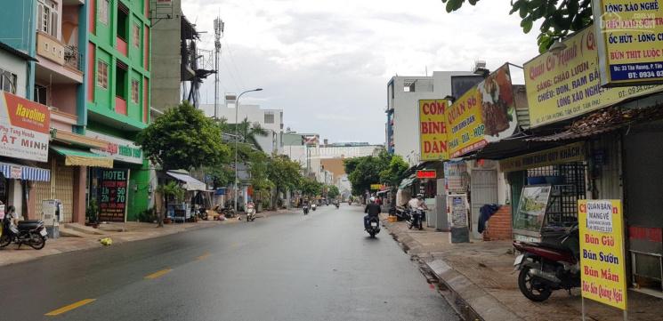 Nhà C4 mặt tiền đường Tân Hương, Tân Phú, 4.2m x 24.2m, chỉ 12 tỷ 500 triệu ảnh 0