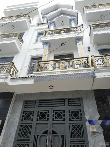 Bán nhà Miếu Gò Xoài, hẻm xe hơi 5m, an ninh, trệt 2 lầu ST 4x15m, nhà mới đẹp, hiện đại giá 5.8 tỷ ảnh 0