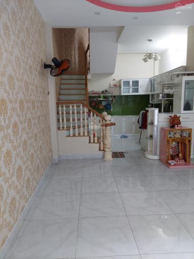 Nhà giá mùa dịch chủ kẹt bán gấp nhà 1 trệt - 2 lầu sân thượng đường Dương Bá Trạc, phường 1 quận 8 ảnh 0