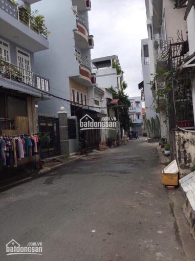 Bán nhà hẻm 105 Lê Sát thông Gò Dầu, P. Tân Quý, Q. Tân Phú, DT: 4.14mx17m, cấp 4, giá 6,1 tỷ TL ảnh 0