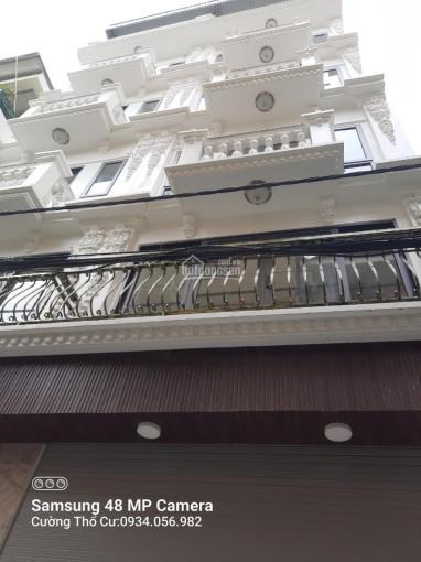 Bán đất tặng nhà 5 tầng phố Hoàng Đạo Thúy, 75m2 ô tô đỗ cửa, giá nhỉnh 7 tỷ ảnh 0