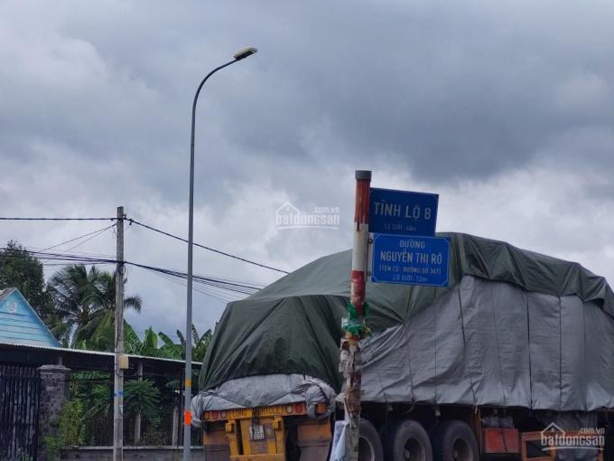 Bán đất thổ cư mặt tiền đường Nguyễn Thị Rõ gần chợ trường học, ủy ban. Giá cực tốt 5,9tr/m2 ảnh 0