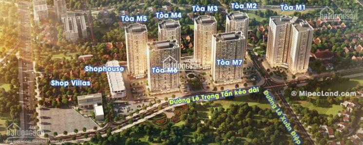 Quỹ căn kiot độc quyền dự án Mipec City View - Dự án 1900 căn hộ - Đầu tư cực hot ảnh 0