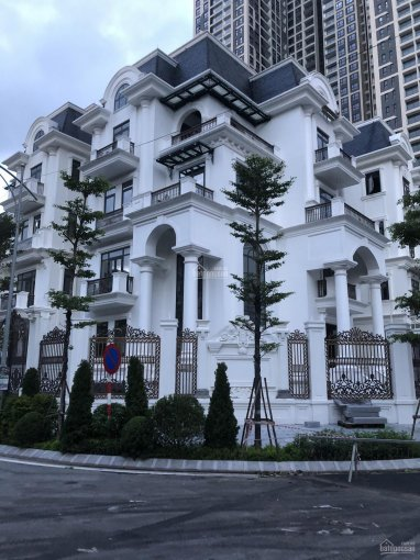 Biệt thự 150m-266,8m-329m2 Louis City Hoàng Mai ra hàng thêm 12 căn trung tâm cạnh hồ từ 25 tỷ ảnh 0