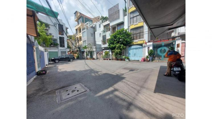 Hiếm cực! 5 tầng, 8,5x11 (DTSD 121m2) P. Đa Kao, Quận 1 HXH 8m; Độc nhất khu Nguyễn Thị Minh Khai ảnh 0