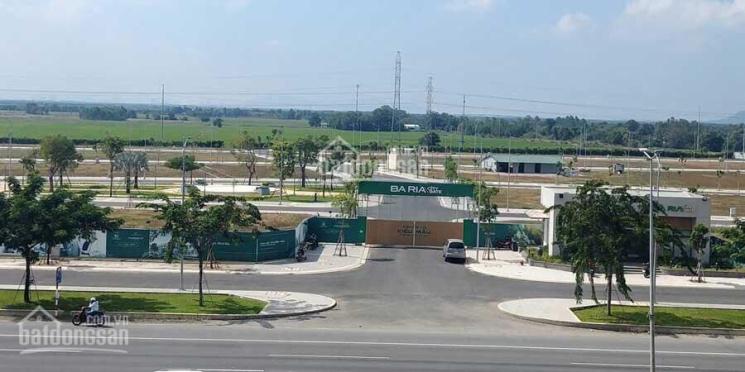 Đất nền Baria City Gate 1.58 tỷ, đối diện cổng chào Bà Rịa, mặt tiền QL51, LH 0909393170 Thịnh ảnh 0