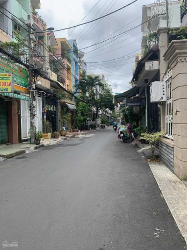 Bán nhà HXH khu cư xá Nguyễn Trung Trực, P. 12, Q. 10, (6x16m). Giá 21.5 tỷ ảnh 0