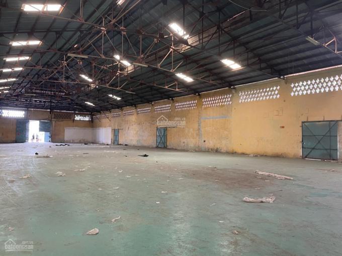 Cho thuê kho xưởng 1000m2 - 1500m2 - Bến Bình Đông - Quận 8 ảnh 0