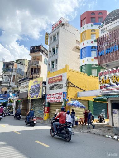 Bán nhà góc 2 MT 114 Tôn Thất Tùng, P. Bến Thành, Q1, giá: 34.5 tỷ ảnh 0