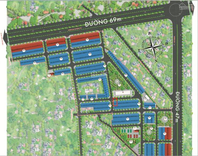 Chí chủ có nhiều lô dự án Tấn Đức, cam kết giá rẻ nhất thị trường từ 9xx triệu - 0982756025 ảnh 0
