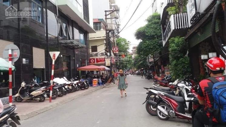 Bán nhà ngay mặt phố Ao Sen kinh doanh sầm uất, DT 50m2, 4 tầng, 5m mặt tiền ảnh 0