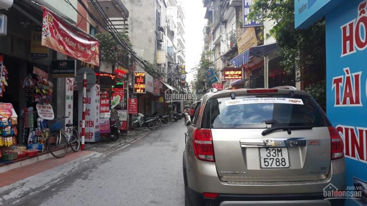 Bán nhà kinh doanh ô tô vào nhà Ao Sen, Trần Phú, Hà Đông. DT 46m2, 4 tầng, 8.5 tỷ ảnh 0