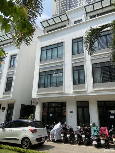 Cho thuê Shophouse Vinhomes Hàm Nghi - Mỹ Đình, Nam Từ Liêm. 102m2, MT 6m, 5 tầng thông sàn full đồ ảnh 0