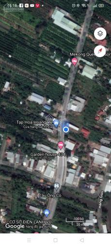 Bán nền đẹp mặt tiền đường Huỳnh Thị Nở gần cầu Ong Cò, Thường Thạnh, Cái Răng, TP. Cần Thơ ảnh 0