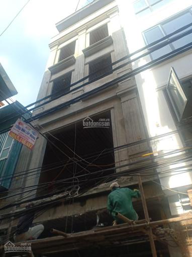 Bán nhà kinh doanh gara ô tô Mậu Lương, Hà Đông. DTXD 35m2, MT 4,6m, 3.8 tỷ ảnh 0