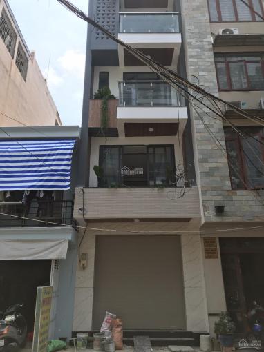 Bán nhà 1 sẹc hẻm 4m Phan Văn Trị, P5, Gò Vấp đối diện VinCom. DT 4x13m KC 1 trệt 2 lầu, giá 6.5 tỷ
