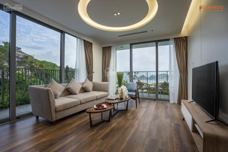 Bán căn khách sạn view biển toà Sand Flamingo Cát Bà giá 3,4 tỷ nhận nhà ngay LH xem nhà 0822334888