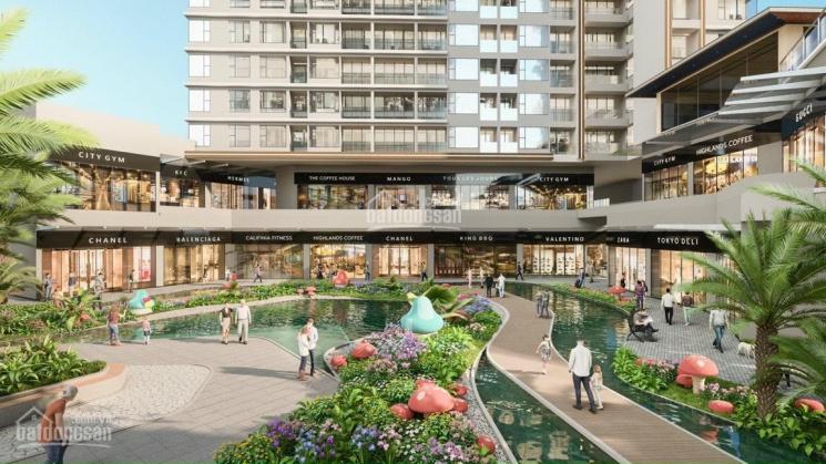 Gia đình tôi bán gấp căn thương mại khối đế Ecopark sở hữu lâu dài, 92m2 tầng 1 toà 5000 dân ảnh 0