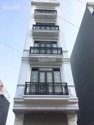 Bán nhà 5 tầng mới mặt phố Tố Hữu cực rộng ô tô đậu (giá siêu rẻ) chỉ nhỉnh 6,7 tỷ ảnh 0