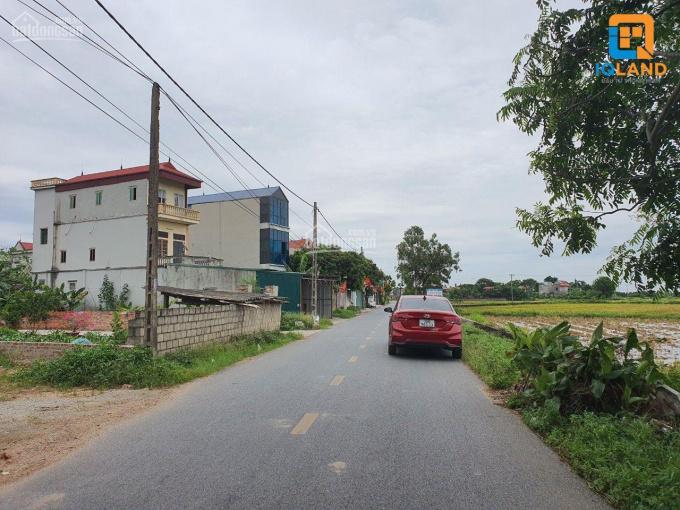 Chính chủ bán mảnh đất 305m2 mặt đường nhựa liên xã, thôn Thanh Hà, Xã Tiên Dược, Sóc Sơn, Hà Nội ảnh 0