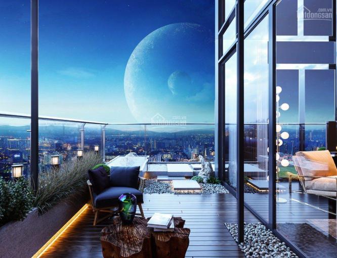 Cần chuyển nhượng căn hộ duplex penthouse Millennium đầy đủ nội thất ảnh 0