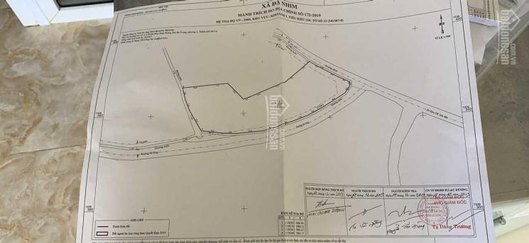 Chính chủ cần bán nhanh 2200m2 đất tại Đạ Nhim, Lạc Dương, Lâm Đồng ảnh 0