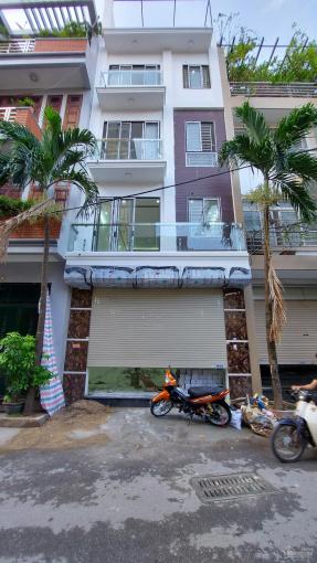Bán căn nhà mặt phố Nguyễn Chính, DT 80m2 * 6T thang máy mới tinh, đường 3 ô tô tránh nhau ảnh 0