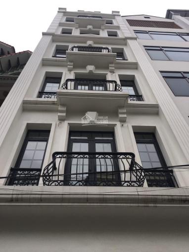 Chính chủ cho thuê nhà mặt phố Phan Đình Phùng, Ba Đình 200m2 * 6 tầng, MT 6m, ĐH thang máy, 150 tr ảnh 0