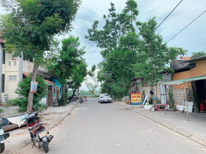 Bán đất 180.8m2 mặt tiền đường Bùi Công Trừng - Trung tâm thị trấn Tứ Hạ ảnh 0