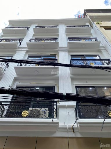 Bán nhà 8.1 tỷ, mặt tiền 3.5m, DT 55m2 x 5T kinh doanh sầm uất, Trương Định, Tân Mai, Hoàng Mai ảnh 0