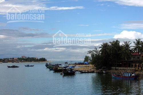 Mặt tiền bờ kè Nhật Lệ, Bảo Ninh, diện tích khủng 2300m2 đất BHK&NTTS ảnh 0