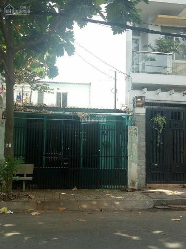 Bán nhà mặt tiền 70 Lê Lâm, 4.45x18m, hậu 3.9m cấp 4, giá 8.5 tỷ ảnh 0