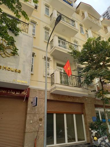 CC cho thuê LK tại khu 96 Nguyễn Huy Tưởng, DT 75m2 * 5,5 tầng, mặt tiền 5m, có thang máy. Giá 36tr ảnh 0