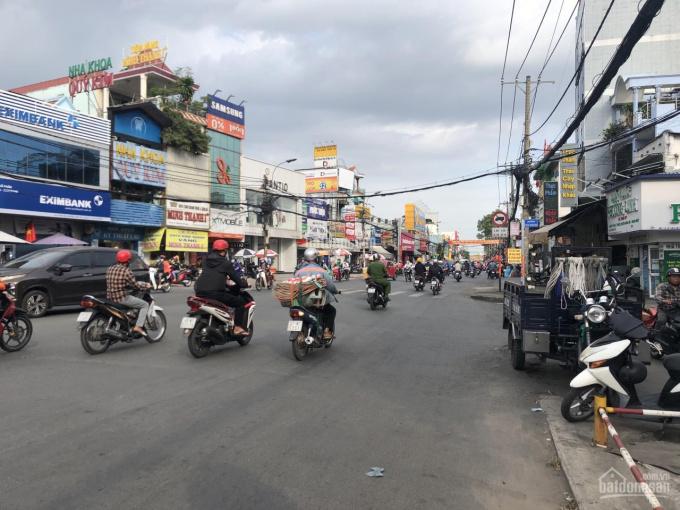 Bán mặt tiền đường Lê Văn Việt Quận 9, TP Thủ Đức 4.5 x 21 = 95m2 giá 12.5 tỷ ảnh 0