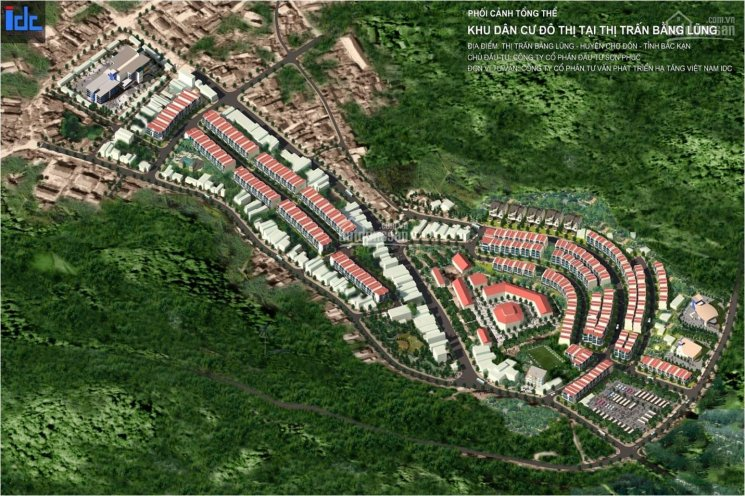 Ra mắt dự án Khu Đô Thị Sơn Phúc Victory - Thị Trấn Bằng Lũng, Chợ Đồn, Bắc Kạn ảnh 0