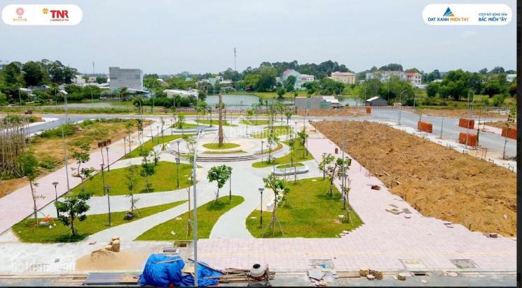 Cần bán nhà TNR Amaluna mặt tiền Võ Nguyên Giáp, ngay trung tâm TP Trà Vinh. LH 0938083222 ảnh 0