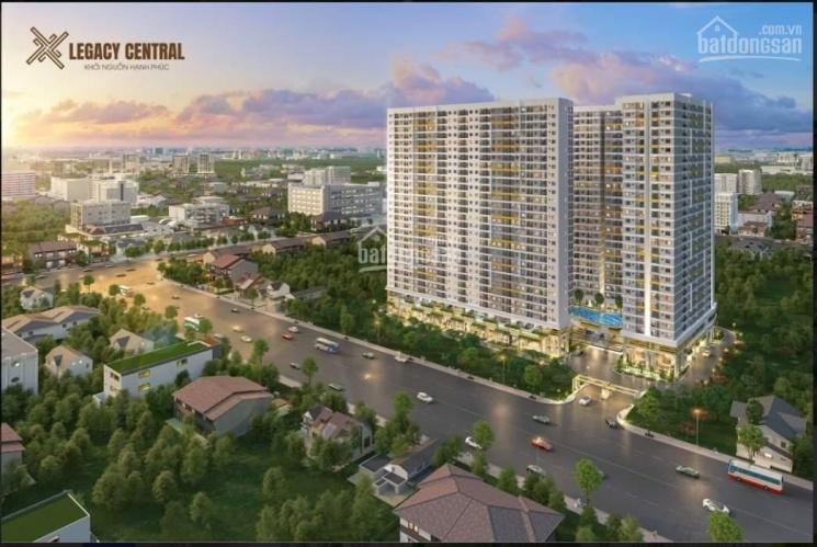 Sở hữu căn hộ Legacy Central ngay trung tâm TP Thuận An chỉ với từ 900tr/căn, NH hỗ trợ vay, CK cao ảnh 0