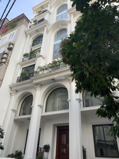 Bán biệt thự ốc đảo mặt phố Vũ Miện, 228m2 x 5,5T, MT 10.5m, Yên Phụ, Tây Hồ. 0969040000 ảnh 0