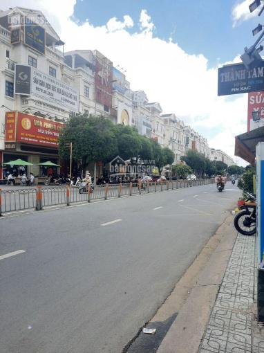 Bán nhà 3 mặt tiền đối diện Cityland Nguyễn Văn Lượng, P17, Gò Vấp, DT 5 x 14m ảnh 0